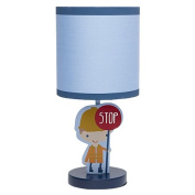 Table Lamp Charlie Blue 34.5cm