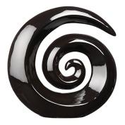 Urban Koru Ornament Black 18cm