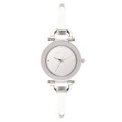Pierre Cardin Ladies' Silver Round Face Watch