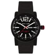 Pierre Cardin Men's Black Watch