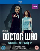 Doctor Who: Series 9 - Part 2 [Region B] [Blu-ray]