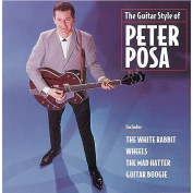 The Guitar Style of Peter Posa