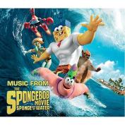 Music From The Spongebob Movie CD