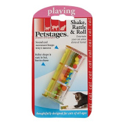 Petstages Shake Rattle & Roll Play Toy