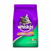 Whiskas Dry Cat Food Tuna Flavour 4kg