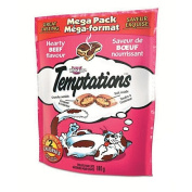 Whiskas Temptations Hearty Beef 180g