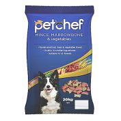 Pet Chef Mince Marrow & Vegetables 20kg