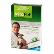 Vitapet Evance Dog Flea Treatment Under 4kg