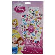Princess Sticker Book 6 Page