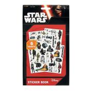 Star Wars Sticker Book 6 Page