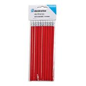 Deskwise Pencil HB Barrel 10 Pack