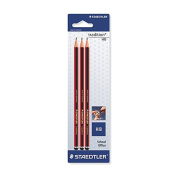 Staedtler Tradition Pencil HB Blistercard Of 3 Pencils