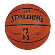 Spalding NBA Rubber Basketball Ball
