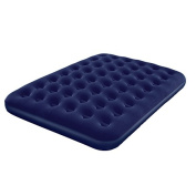 Best Way Flocked Air Bed Queen