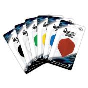 Formula Sports Polyester Plain Flights Assorted Colours