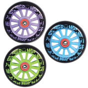 MGP Plastic Pro Scooter Wheel Assorted Colours