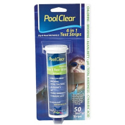 Pool Clear 6-in-1 Test Strips