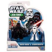 Star Wars Playskool Heroes Jedi Force Assorted 2 Pack