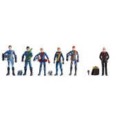 Thunderbirds Action Figures Assorted 9.5cm