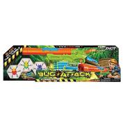 Zuru X Shot Bug Attack Eliminator 3 Bugs 8 Darts