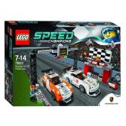 Porsche 911 GT Finish Line
