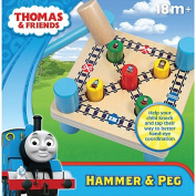 Thomas The Tank Engine Hammer and Peg Game
