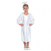 Angel with Head Piece Kids costume