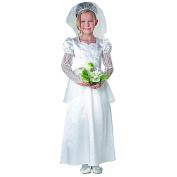 Childs' Beautiful Bride Kids Costume