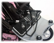 Car Seat Adapter for Twin Tri Mode Stroller Brand Compatibility