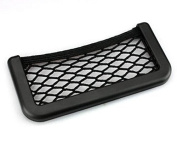 Hanging Style Multifunctional Compartment Mesh Bag Car Storage Car Accessories-large Size