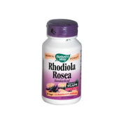 Natures Way - Natures Way Rhodiola Rosea Standardised - 60 Vcaps