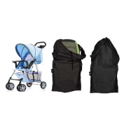 Portable Baby Buggy Stroller Strollers Carriage Accessories Pram Cover Travel Organiser Storage Bag Case Pouch
