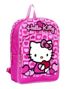 Hello Kitty Pink Backpack 41cm