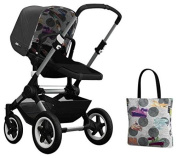 Bugaboo Buffalo Accessory Pack - Andy Warhol Dark Grey/Transport [Special Edition]