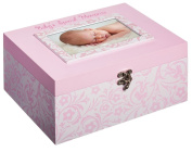 Pink Everyday Wooden Memory Box