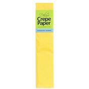 Meteor Crepe Paper Yellow