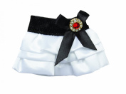 Claus Couture Collection Satin Tiered Skirt