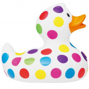 Bud Duck ~ Collectible Deluxe Rubber Duck ~ POP DOT