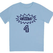 """Awesome at 10cm - Kids' Unisex Birthday T Shirt Gift"