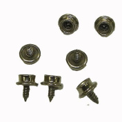 Boat Cover Snap 1cm Screw Stud stainless steel
