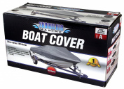 Shoreline Marine 600 Denier Boat Cover - F