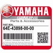 Yamaha 64E-43898-00-00 Dust Seal; Outboard Waverunner Sterndrive Marine Boat Parts