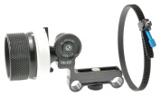 CHROSZIEL C-206-05S-30 Economy DV Follow Focus Kit with 0.8 Focus Gear & 206-30 Lens Gear