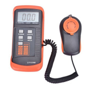 PS Pro Digital Light/Illuminance Metre LX1330B, 0 - 200,000 Lux Metre Luxmeter