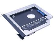 Nimitz 2nd HDD SSD Hard Drive Caddy Adapter for Dell E6430 E6530 E6420 E6520 E6320 E6330 Modular Bay with Ejector
