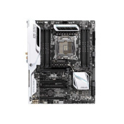 Asus X99-PRO/USB 3.1 Motherboard, Intel Socket 2011-v3 Core i7 Processors,8 x DIMM, Quad Channel Memory Architecture
