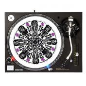 Huduu Vuduu - DJ Turntable Slipmat