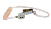 IFB Clear Coiled Ear Tube Audio Implants