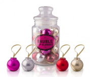 MAD BEAUTY BAUBLE LIP GLOSS GREAT CHRISTMAS GIFT STOCKING FILLER FOR HER GIRLS