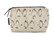 penguin make up bag - the perfect gift for Christmas!